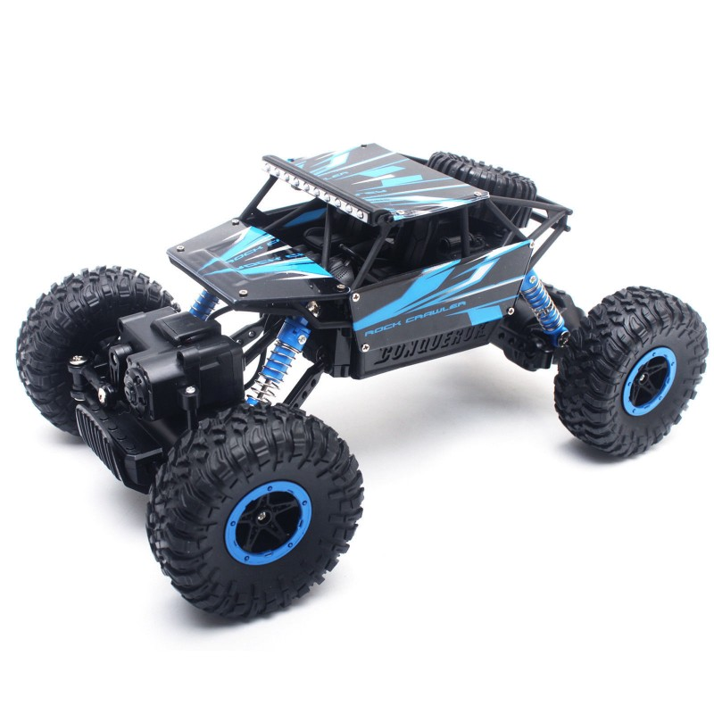 Www Rc: HB-P1801 2.4GHz 4WD 1/18 Scale 4x4 Rock Crawler Off-road