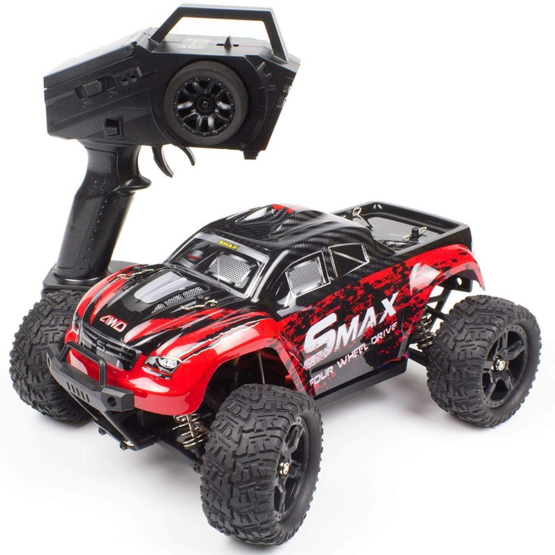 Remote Control Cars >> Remo 1621 1 16 2 4g 4wd Rc Truck Car Waterproof Brushed Short Course