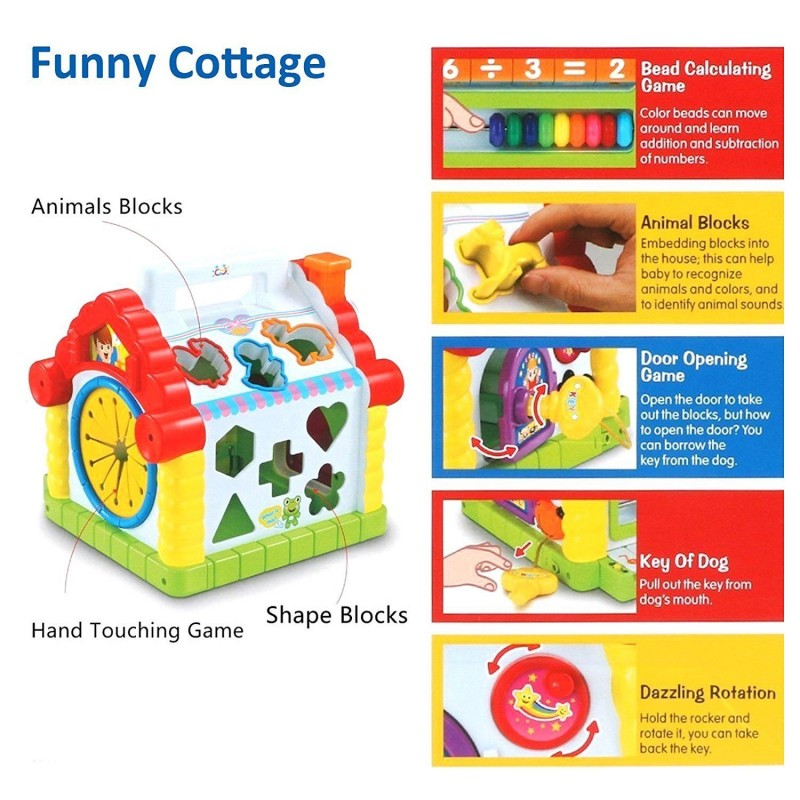 funny house toys